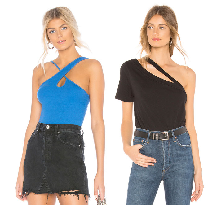 Ethical and Eco Friendly Wardrobe Essentials from LA Made - Tops 4