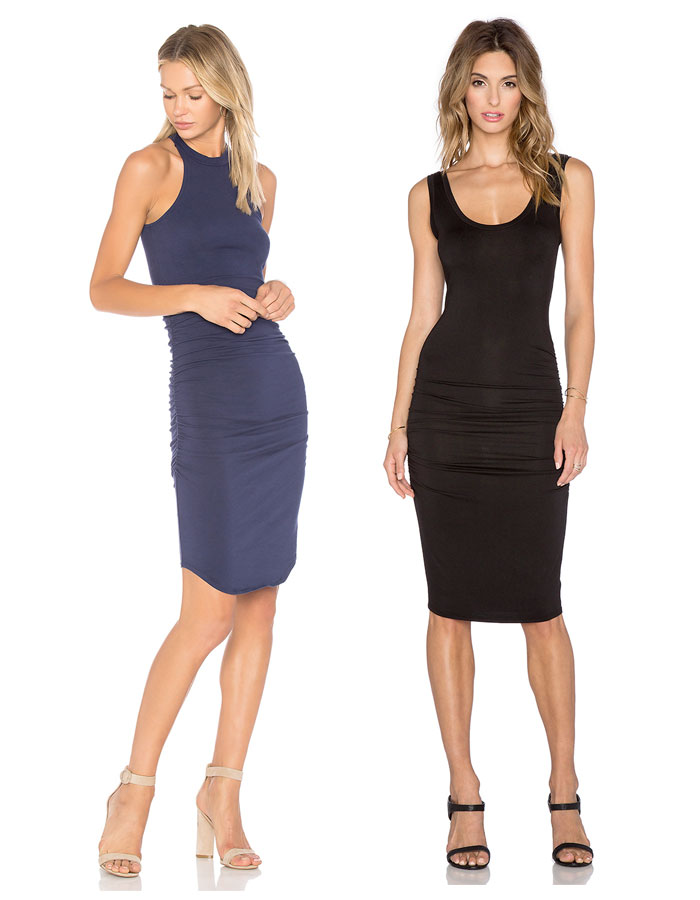 Ethical and Eco Friendly Wardrobe Essentials from LA Made - Short Dresses