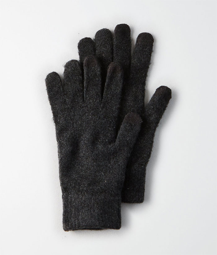 Buy a Winter Accessory and Give Back at American Eagle and Aerie - Solid Touchpoint Glove