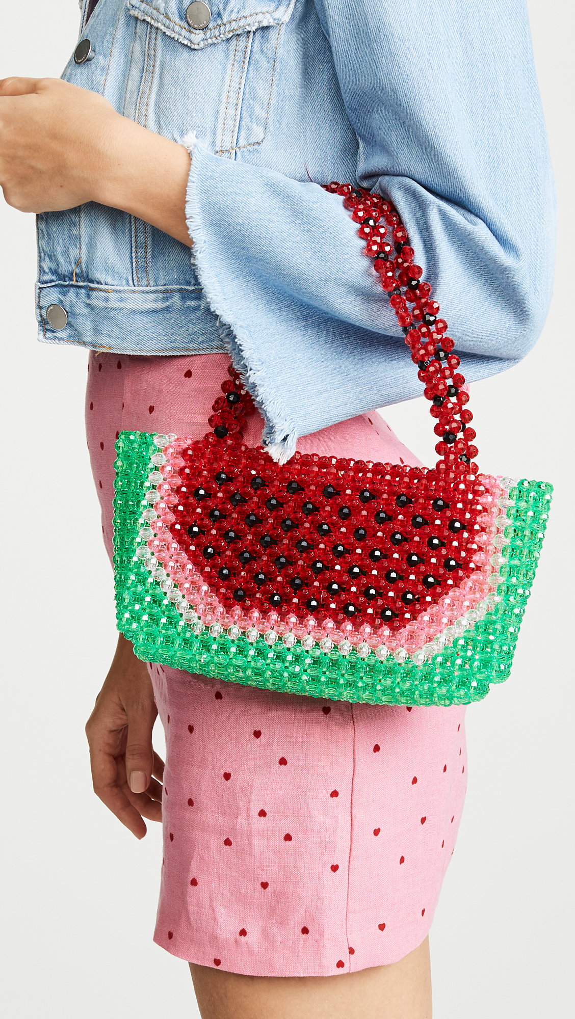 Super Cute Woven Beaded Bags by Susan Alexandra