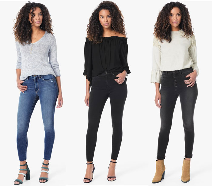New Curvy Denim Styles for Spring from Joe's Jeans - Jeans 1