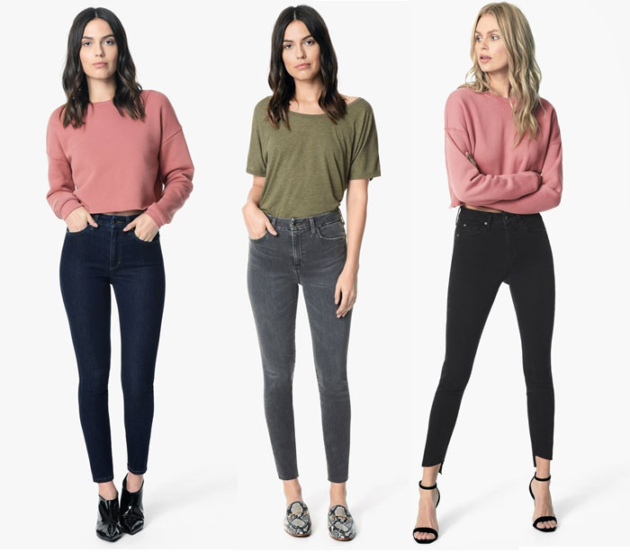 New Curvy Denim Styles for Spring from Joe's Jeans - Jeans 2