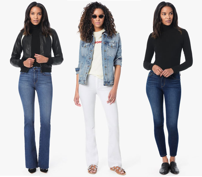 New Curvy Denim Styles for Spring from Joe's Jeans - Jeans 4