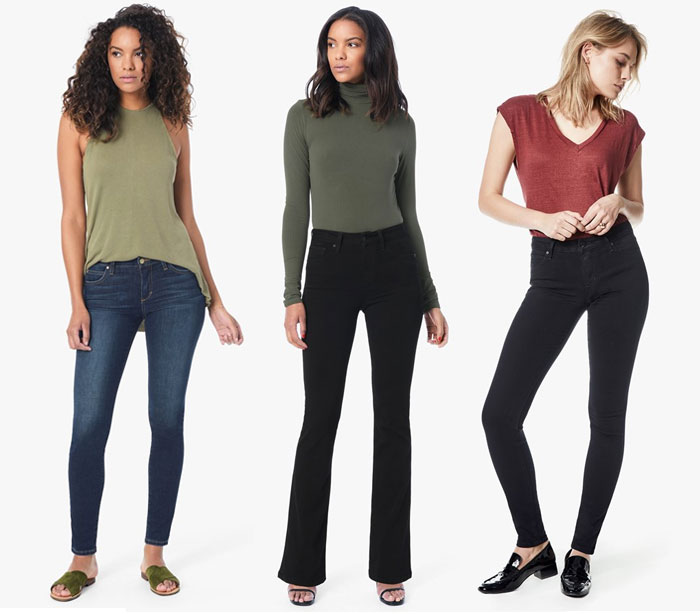 New Curvy Denim Styles for Spring from Joe's Jeans - Jeans 5