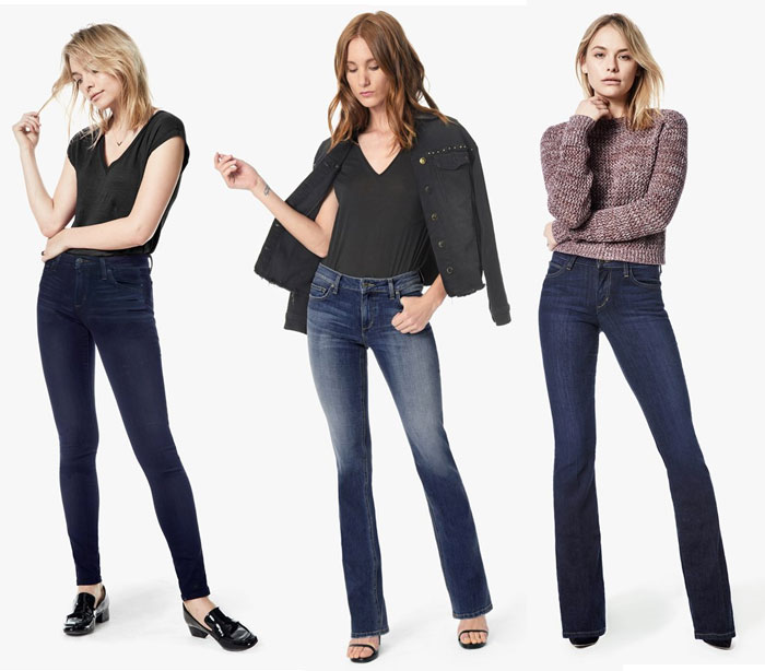 New Curvy Denim Styles for Spring from Joe's Jeans - Jeans 7