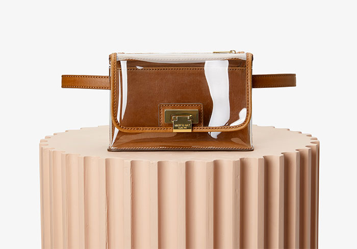 The Studio 901 Handbag Collection by Sustainable Brand Matt & Nat - Ciel Belt Bag