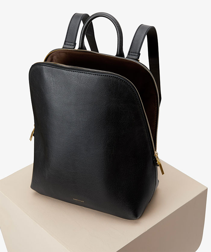 The Studio 901 Handbag Collection by Sustainable Brand Matt & Nat - Kiev Backpack