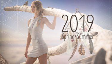 The Nomads Hemp Wear Spring/Summer 2019 Collection - Molokai Dress