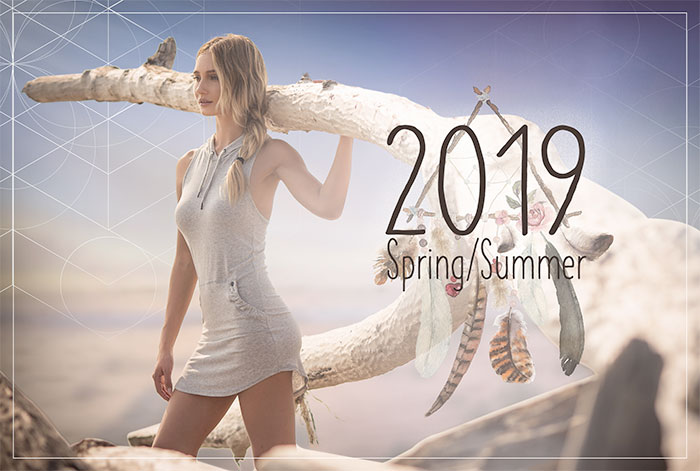 The Nomads Hemp Wear Spring/Summer 2019 Collection - Molokai Dress