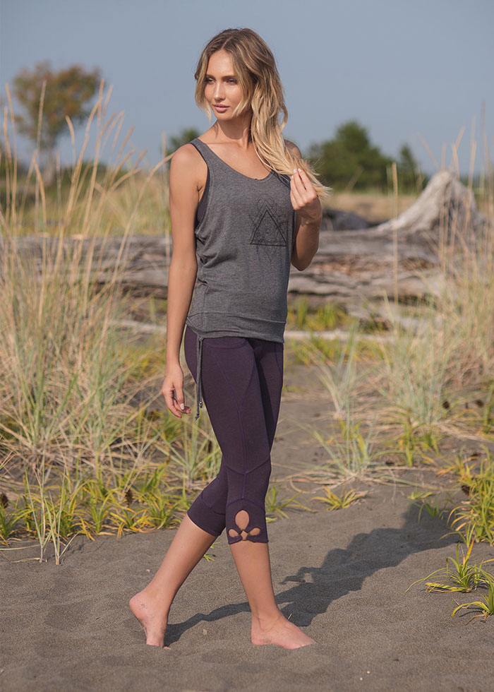 The Nomads Hemp Wear Spring/Summer 2019 Collection - Nyx Top, Lotus Leggings