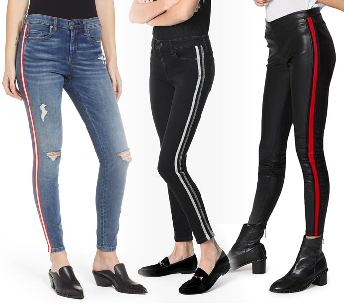 21 Side Stripe Skinny Jeans to March You Through the Summer - Jeans 3