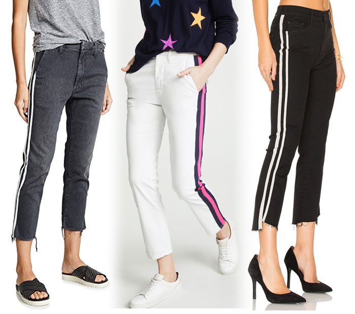 21 Side Stripe Skinny Jeans to March You Through the Summer - Jeans 6