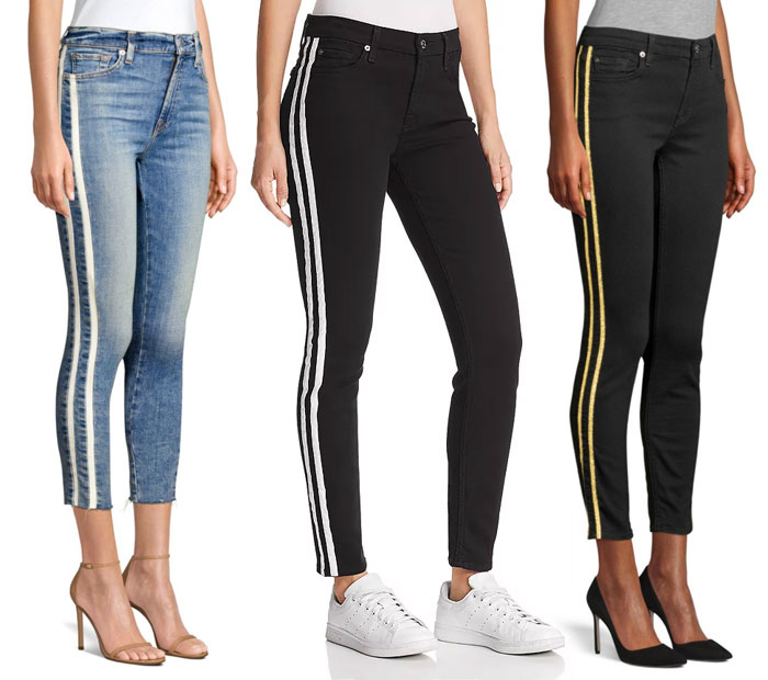 21 Side Stripe Skinny Jeans to March You Through the Summer - Jeans 7