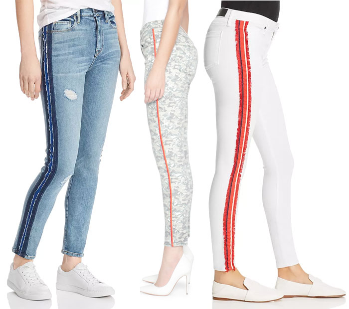 21 Side Stripe Skinny Jeans to March You Through the Summer - Jeans 8