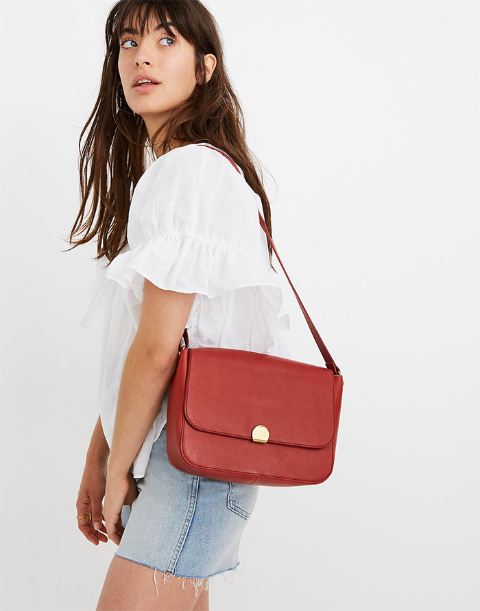 Abroad Shoulder Bag from Madewell
