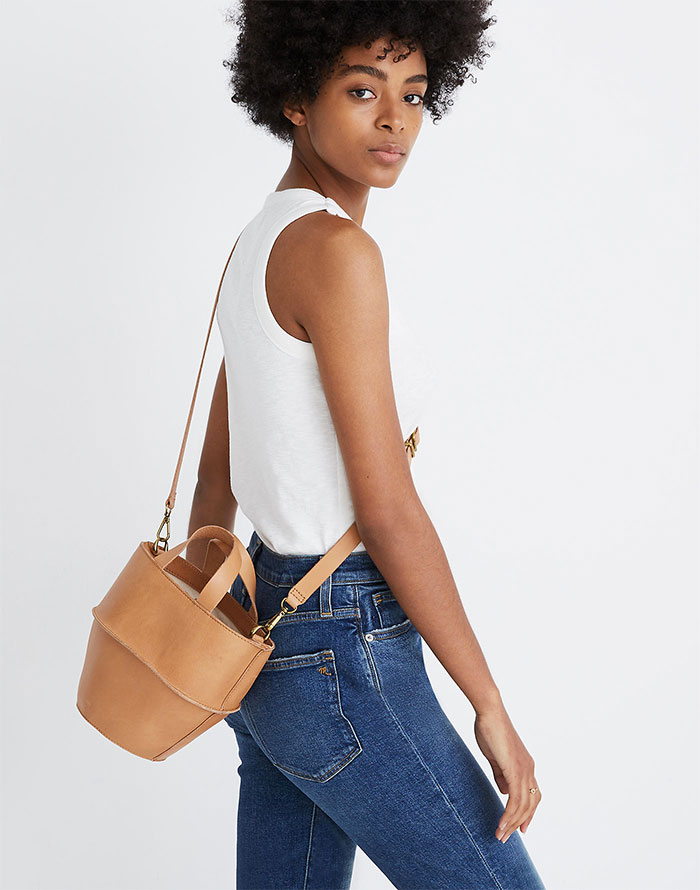 Austin Crossbody Bag from Madewell