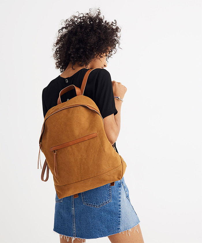 Charleston Backpack from Madewell