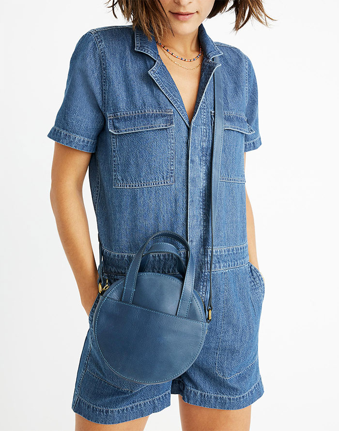 Juno Circle Crossbody Bag from Madewell