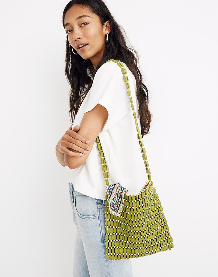Paloma Wool Beaded Bag from Madewell