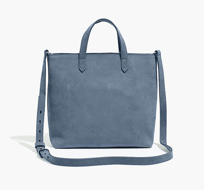 Zip Top Transport Bag from Madewell