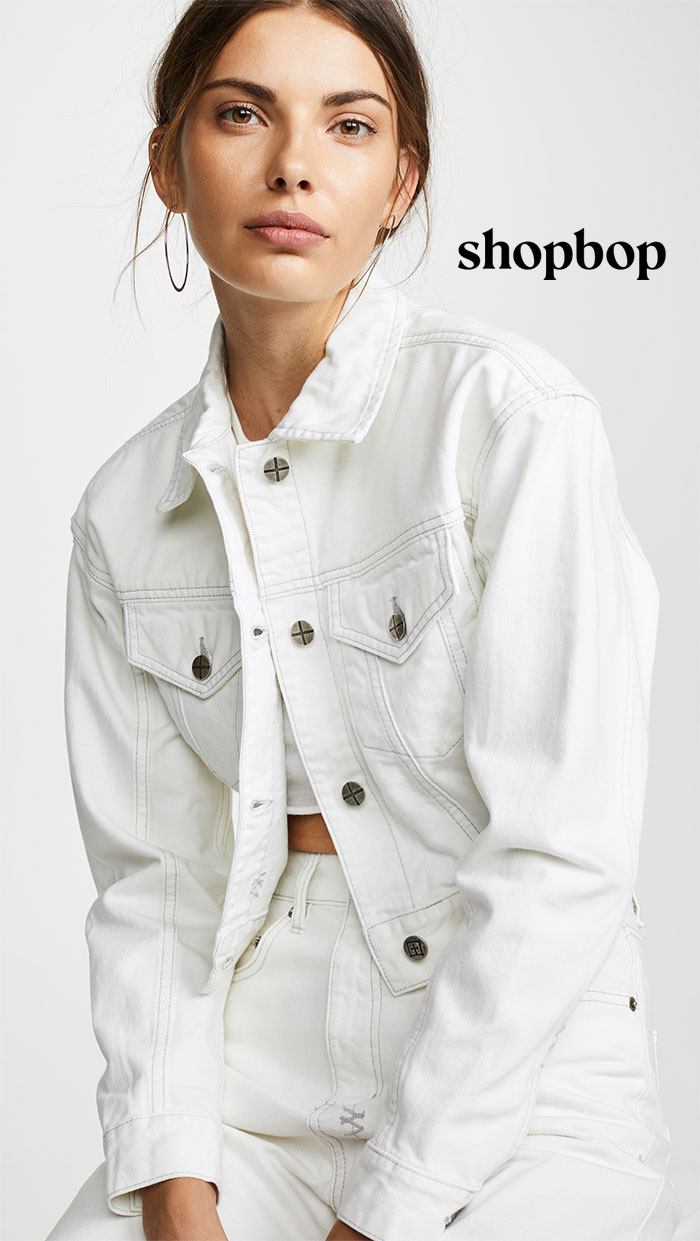 Summer Denim Vibes from Shopbop