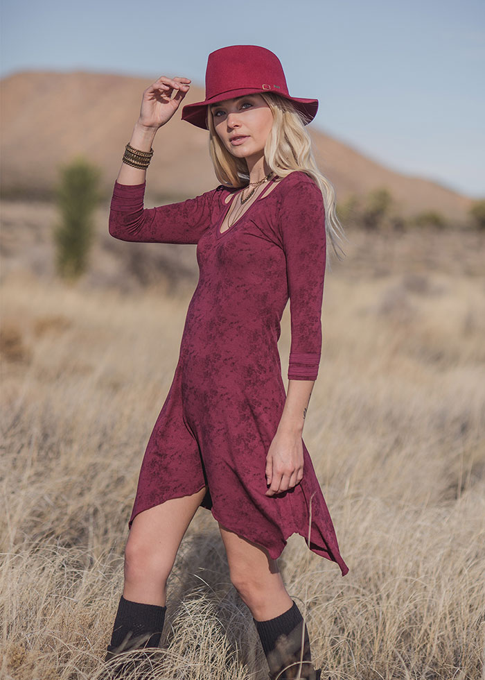 Nomads Hemp Wear Esperenza Dress