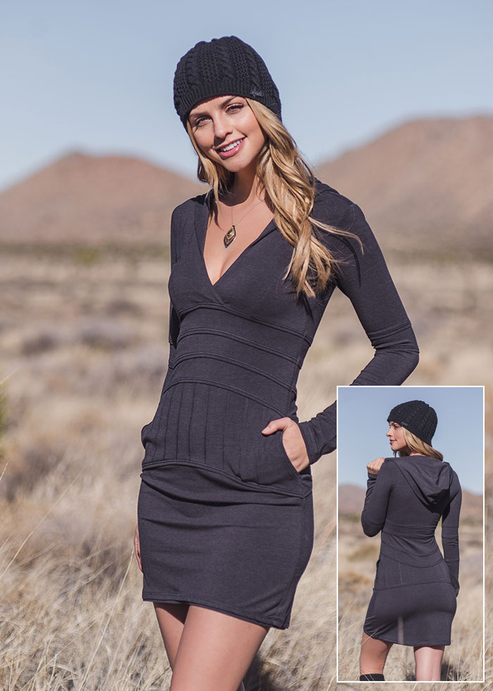 Nomads Hemp Wear Inspire Dress