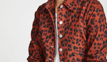 Flirty and Fun Animal Print Pieces for Fall