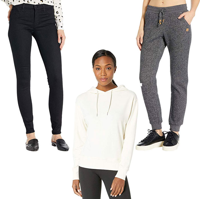 Goods for Good from Zappos   Sustainable Shopping - Pants and Top