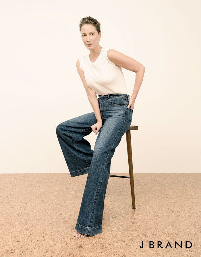 New Sustainable Jeans for Spring from J Brand
