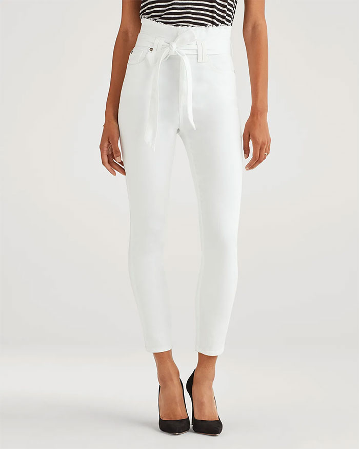7 For All Mankind - Paper Bag Jean