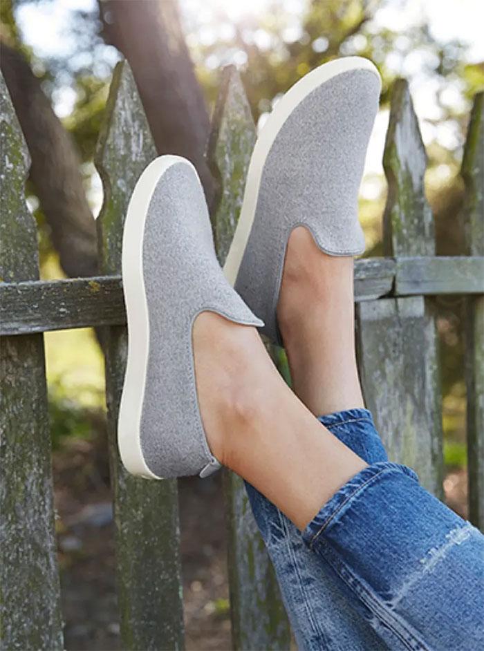 Allbirds Sustainable Footwear - Wool Loungers
