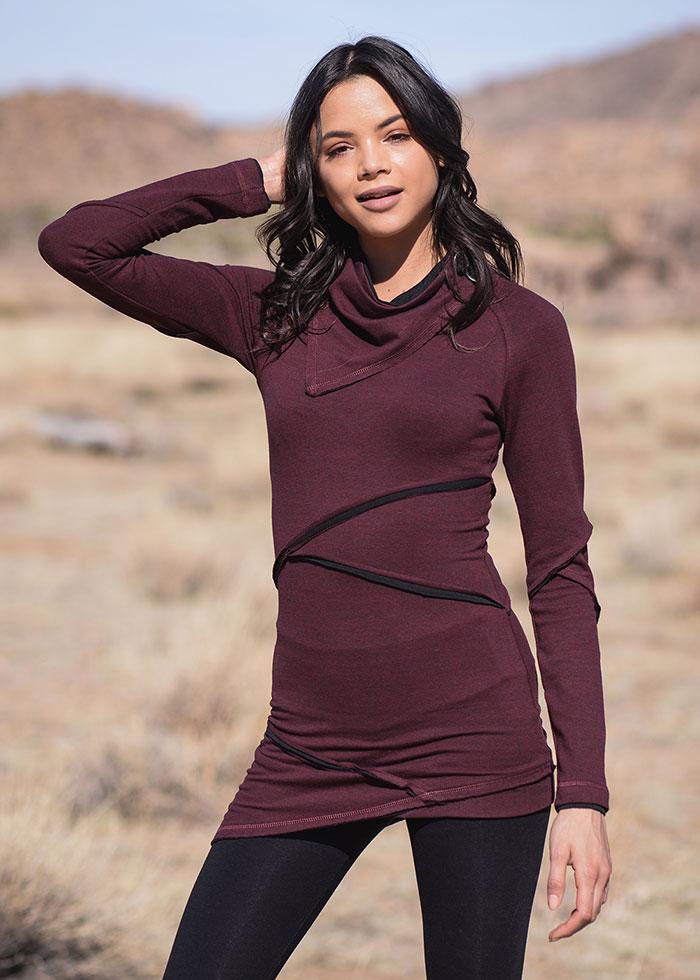 Nomads Hemp Wear Fall/Winter 2020 - Bandita Tunic - Earth Friendly Style
