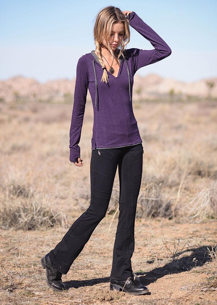 Nomads Hemp Wear Fall/Winter 2020 - Diversity Tee and Seeker Pants - Earth Friendly Style