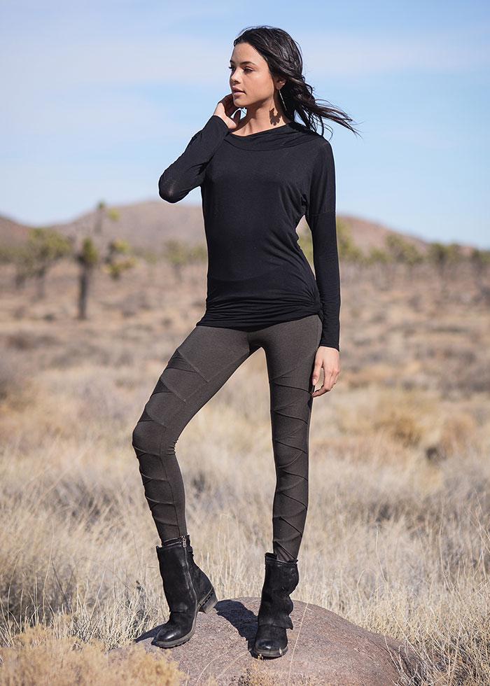 Nomads Hemp Wear Fall/Winter 2020 - Eternity Tunic and Albacore Leggings