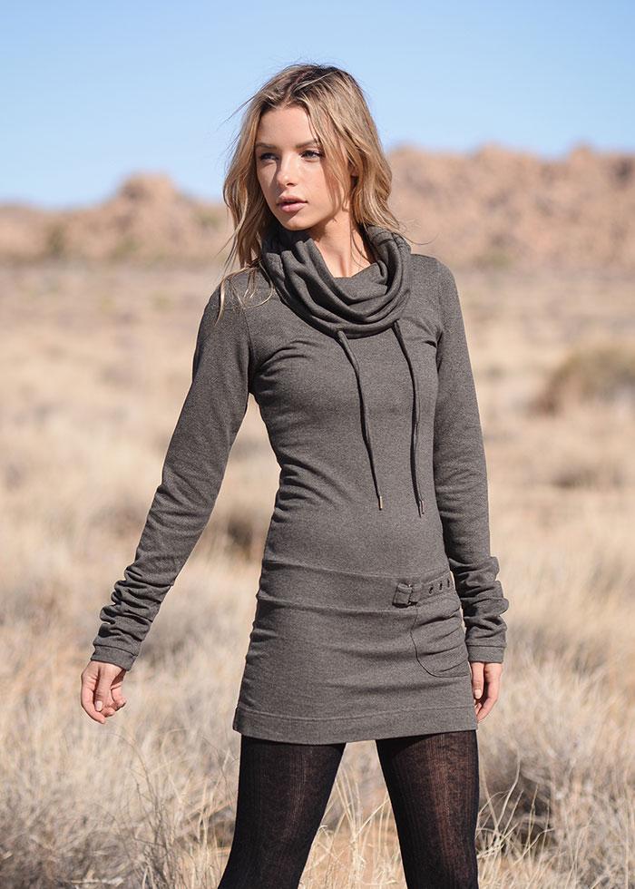 Nomads Hemp Wear Fall/Winter 2020 - Shrine Tunic - Earth Friendly Style