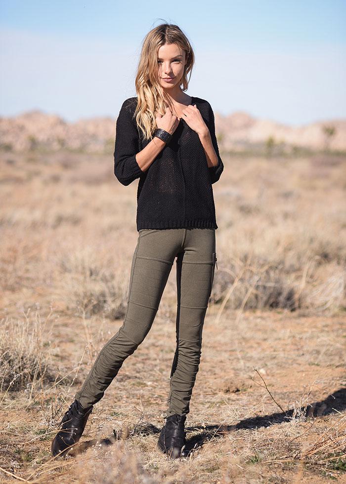 Nomads Hemp Wear Fall/Winter 2020 - Trinity Sweater and Drifter Pants