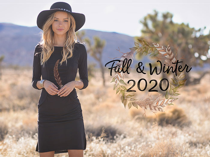 Shop Earth Friendly Style with the Nomads Hemp Wear Fall/Winter 2020 Collection