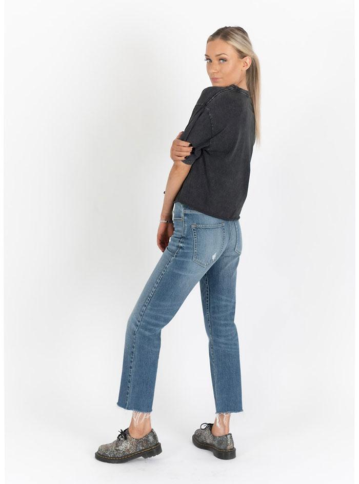 Porter Blue Apparel - Rebel Straight Jean - Sustainable Denim