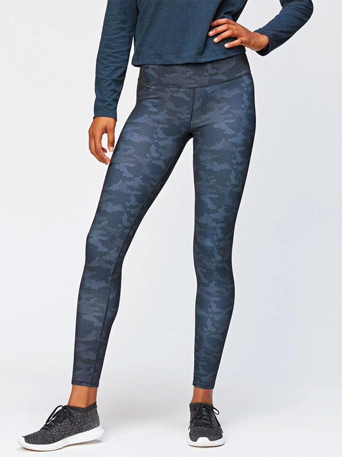 ReActive by Threads 4 Thought - Monica Camo Legging