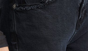 Black Denim Jeans - 24 Unique Pairs to Shake Up Your Look