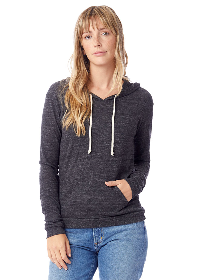 Sustainable Loungewear for Working from Home by Alternative Eco - Pullover Hoodie