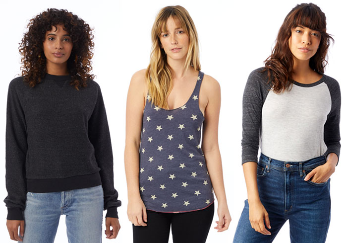 Sustainable Loungewear for Working from Home by Alternative Eco - Tops