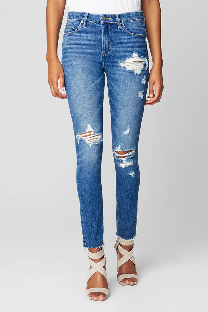 New Wardrobe Game Changers from BLANKNYC - Santa Fe Jeans