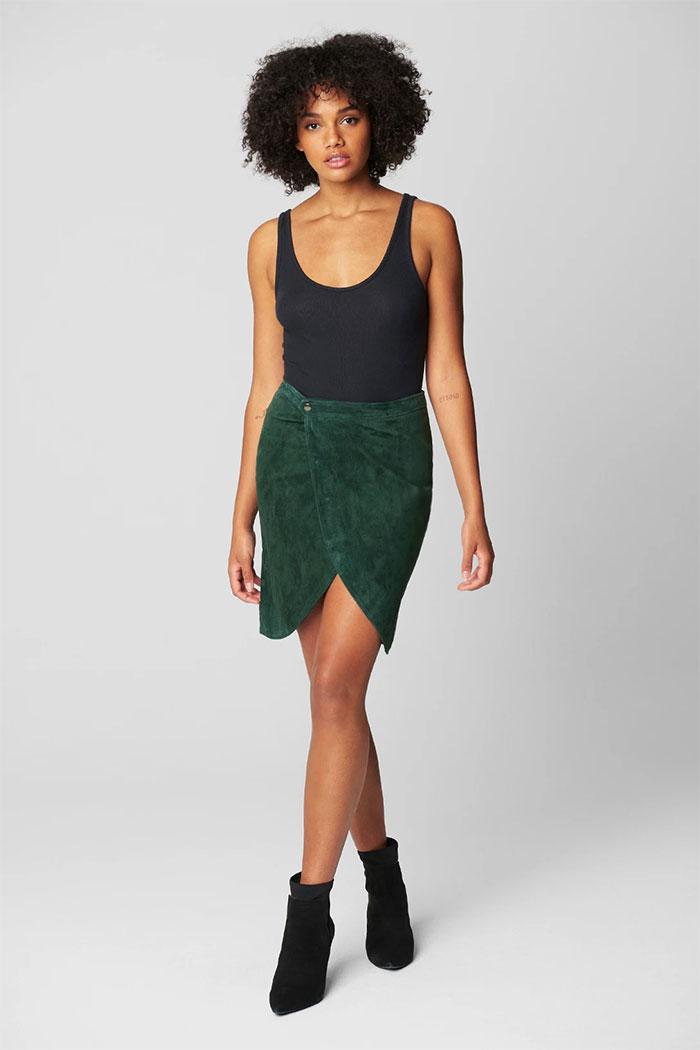 BLANKNYC - Wall Flower Skirt