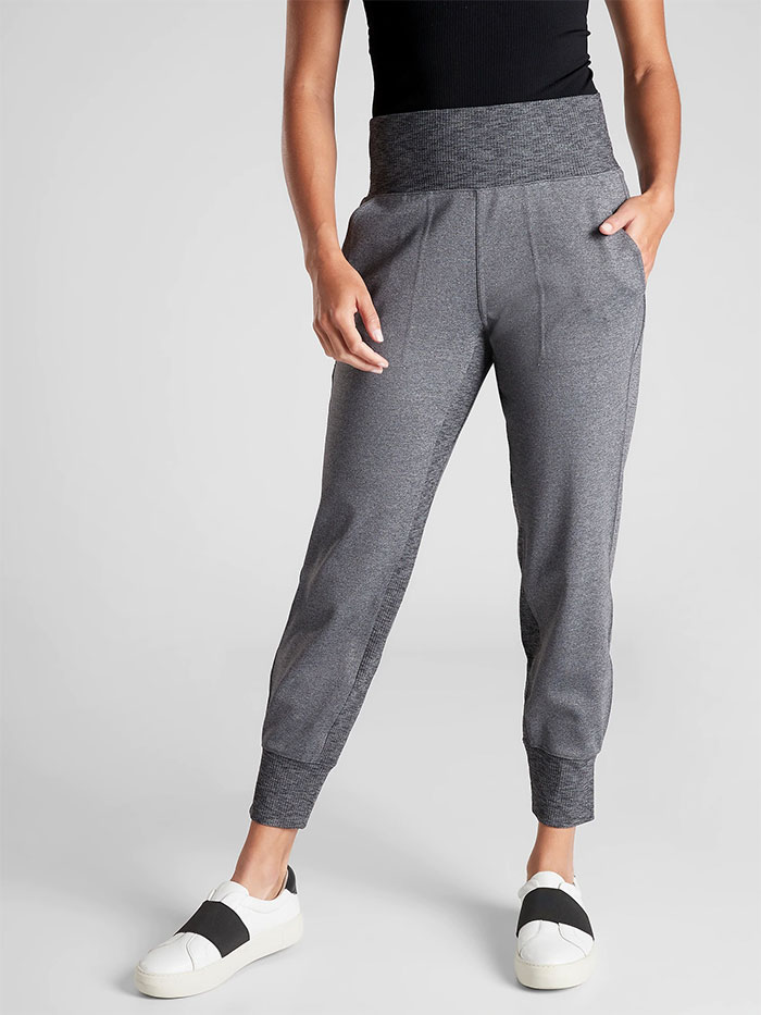 Cozy Joggers for Moving or Lounging in Style from Athleta - Venice Jogger