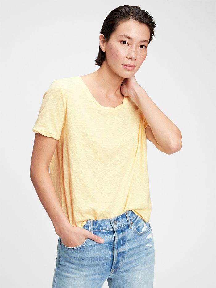 Generation Good - T-Shirt - Maize Yellow