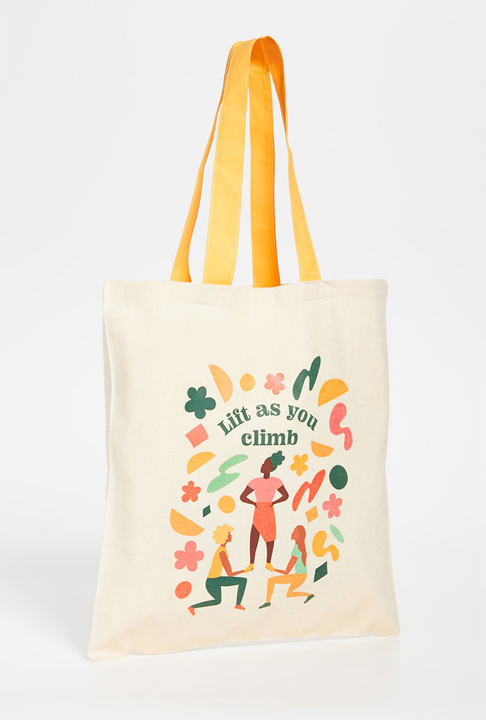 Celebrating Women Artists with House of Aama Tote Bags - Sophia Yeshi