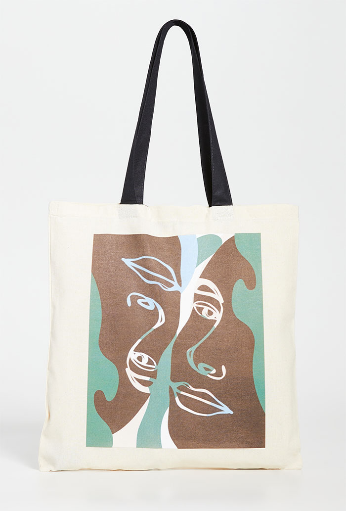 House of Aama Tote Bags - Alannah Tiller